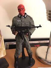 Red Skull- Captain America First Avenger Hot Toys 1/6 Scale Custom