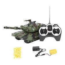 Großes Maßstab 1:32 ferngesteuertes Panzerauto Modell Boy Toys Style 2 grün