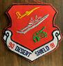Period Original Desert Shield 1990 - 1991 Persian Gulf Patch Storm