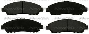 Disc Brake Pad Set fits 2007-2013 Acura MDX ZDX  NEWTEK AUTOMOTIVE