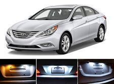 Xenon White License Plate / Tag 168 194 LED light bulb for Hyundai Sonata 2Pcs