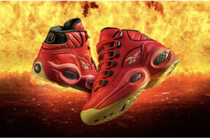 REEBOK HOT ONES QUESTION MID MENS BASKETBALL SNEAKERS - ALL SIZES. BRAND NEW
