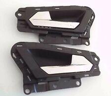 2X Seat Leon IBIZA 1.2 Altea 5P 1.2 FR mit Leder Knauf Schaltsack knob PULLER