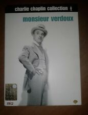 DVD CHARLIE CHAPLIN COLLECTION MONSIEUR VERDOUX