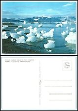 NORWAY Postcard - Ice Sculptures, Indre Kongsfjord GG13