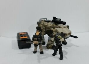 Mega Bloks Call Of Duty Claw Assault 06855 2014 complete