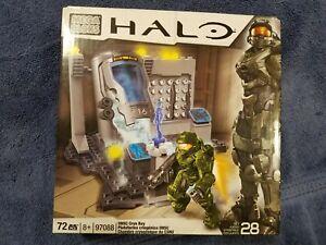 Mega Bloks Halo 97088 UNSC Cryo Bay w/Master Chief & Cortana BRAND NEW & SEALED