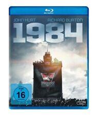 1984 von George Orwell (2015, Blu-ray)