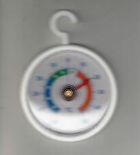 Gefrierfach-Thermometer, Kühlschrank, 52 mm, analog Bimetall, Deutsche Marke