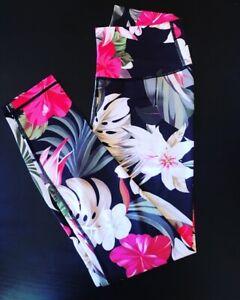 If You Like Pina Coladas Activewear Leggings Size 16 FREE P & P UK STOCK