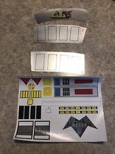 NEW Voltes V Decals - Jumbo Machinder - VINYL & Foil