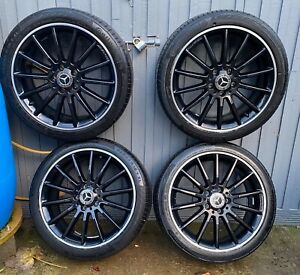 Mercedes Benz Alloy Wheels 18 Inch AMG