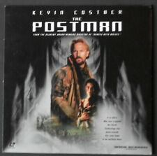LASERDISC The Postman - Kevin Costner - english 2LD