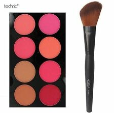 Technic Colour Fix Pressed Powder 8 Contour Palette