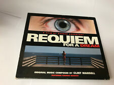Requiem For A Dream - A Film By Darren Aronofsky - Music By Clint Mansell CD [B3