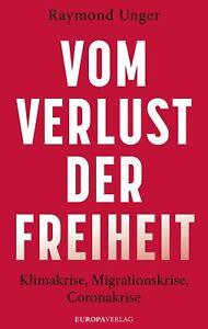 Buch Vom Verlust der Freiheit Europa