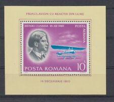 D.Planes Romania Block 156 (MNH)