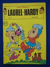 Larry Harmon's  Laurel & Hardy  Comic  # 17   - 1970 UK