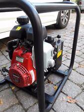 ENERPAC, PGM2404R, Hydraulic Pump, 3 HP Gasoline, Honda