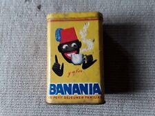 Ancienne Boite métallique Banania de Pâtes