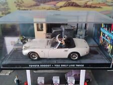 James bond 007 Toyota 2000gt You only live twice