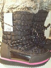 New Boots Girls Winter Autumn Size Uk 12 .Euro 31. RRP £14 • George