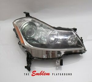 2006-2010 INFINITI M35 RIGHT PASSENGER Side HID XENON Headlight OEM