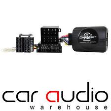 Fiat Ducato Upto 2008 EONON Car Stereo Radio Steering Wheel Interface Control