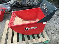 Hinowa Dumper Skip (Spare Part) Tracked Track Dumper (2)