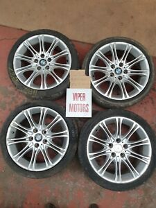 BMW 1 Series E87 118D 18'' 18 Inch Alloy Wheels & Tyre 2254018