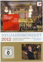 NEUJAHRSKONZERT 2012/NEW YEAR'S CONCERT 2012  DVD NEW