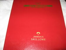 History of the St. Louis Cardinals.83 Pg. Hardback.Ln Condition.by The Ny