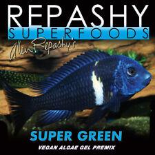 New listing Repashy Super Green Vegan Algae African Cichlids Goldfish Herbivores