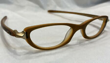 Authentic Oakley Tangent 133 Amber 11-597 Eyeglasses Frames Only 48[]18