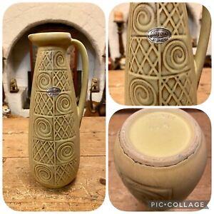 Retro Jasba Keramik German Jug