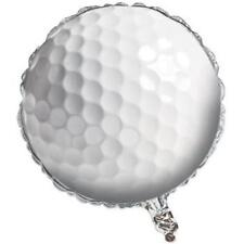 Sports Fanatic Golf Foil Balloon 18 Inch Birthday Party Decorations