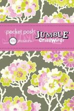 Pocket Posh Jumble Crosswords 4 : 100 Puzzles by Puzzle Society Staff (2013,...