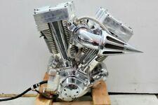 "HARLEY-DAVIDSON CHOPPER ENGINE MOTOR ENGENUITY 120"" V-TWIN EVO BILLET RARE"