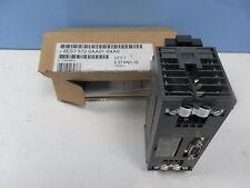 Siemens 6es7972-0aa01-0xa0 SIMATIC s7 RS 485-Repeater e:09 NUOVO