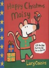 Happy Christmas Maisy,Lucy Cousins- 9780744575736