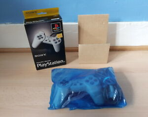 Official PlayStation Grey Controller (SCPH-1080) Complete VGC