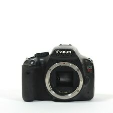 Canon EOS Rebel T2i 18.0MP Digital Camera Black (Body Only) For Parts