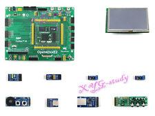 NXP LPC ARM Cortex-M4 Dual Core LPC4357 LPC4357FET256 Board + 4.3 LCD 8 Modules