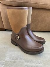 Womens Ugg Sivada Wellies/Boots. Size UK 5.5 Brown
