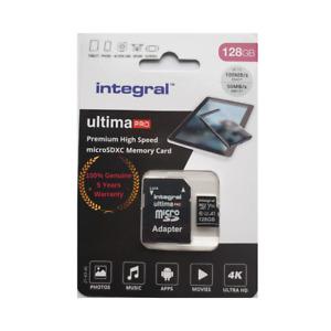 128GB Micro SD Memory Card Class 10 U3 EZVIZ C3A,DB1,LC1(Black/White)Outdoor Cam
