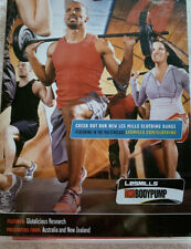 Les Mills Body Pump Release 74 DVD Music CD Choreography Training Fitness