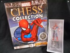 Marvel Chess Collection Eaglemoss 1/96 Speciali 1/5 Subset Fantastici Quattro