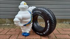 More details for michelin man & tyre fiberglass / resin display prop