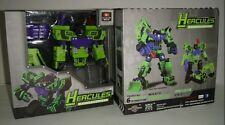 NEW TFC Toy Transformers Hercules Devastator Exgraver Figure In Stock