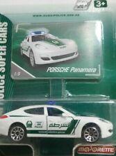 Majorette 3 inches Coffret Police Dubai Ford Mustang Super Cars blister Box